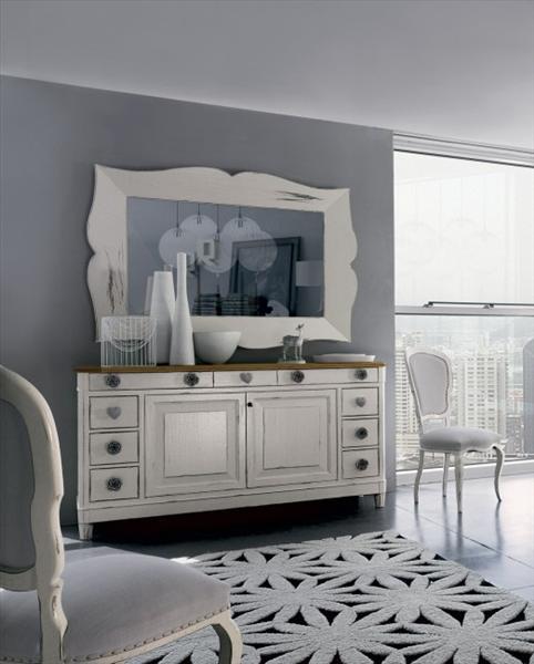 Ameublement classique espace commun for Arredamenti marchetti