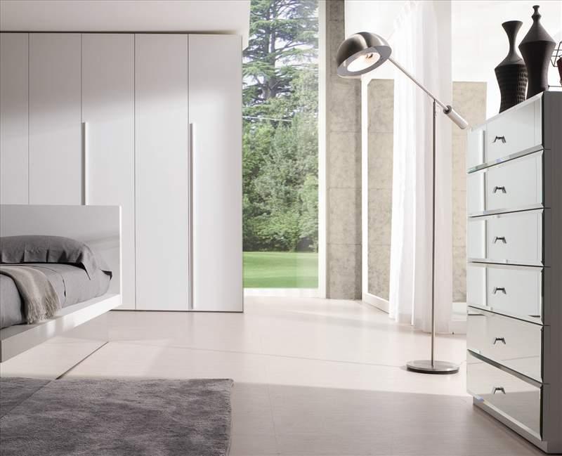 Arredamento zona notte for Riviste arredamento moderno