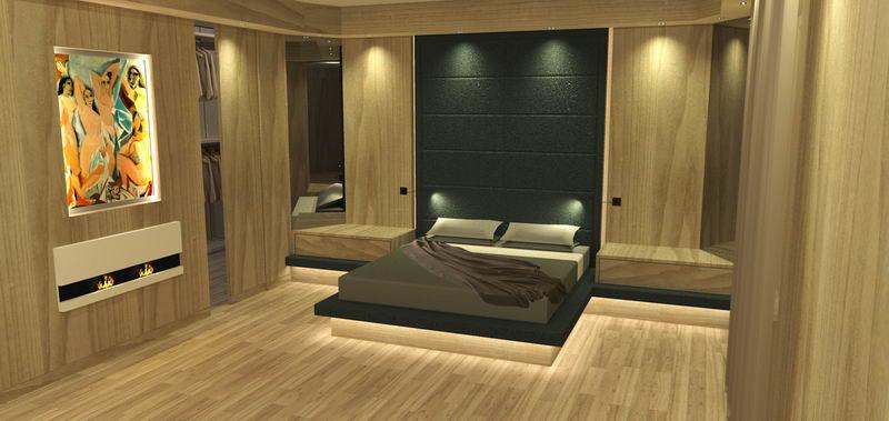 Boiserie per ambienti particolari for Immagini mobili moderni