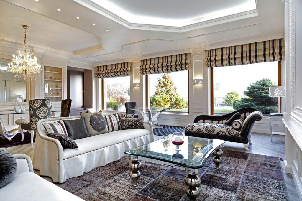 Preferenza Classic living area - Mobili Ferrero RZ85