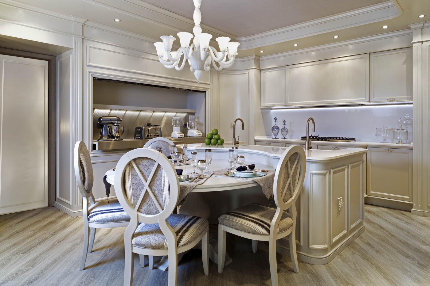 Cucine classiche mobili ferrero for Mobili cucine professionali