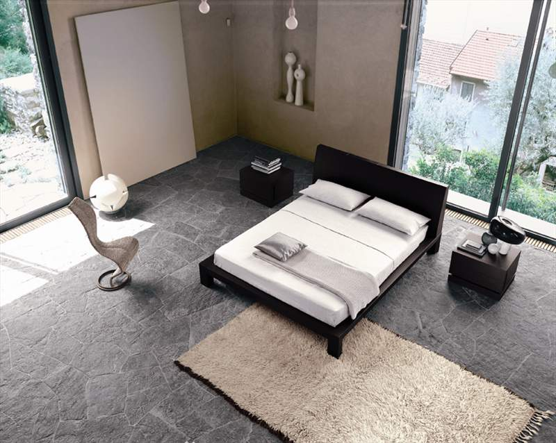 Zona notte moderna mobili ferrero for Arredamento studio moderno