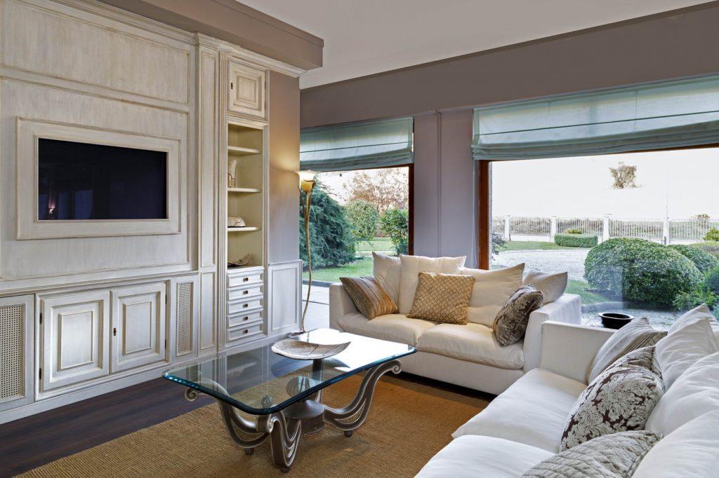 Favoloso Classic living area - Mobili Ferrero JU61