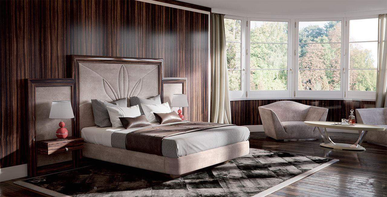 Zona notte classica mobili ferrero for Arredamento zona notte