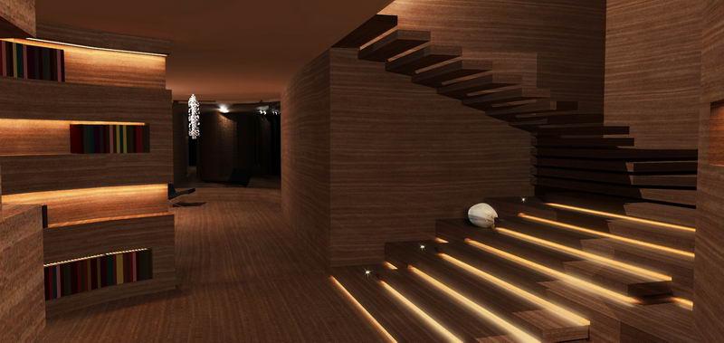 Studio mobili ferrero for Mobili studio moderno