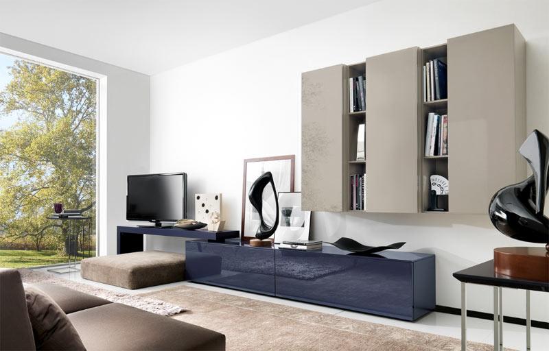 Moderne wohnbereiche