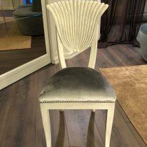 sedia-velluto-conchiglia-4