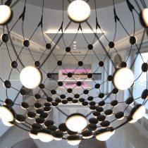 Lampadario luceplan